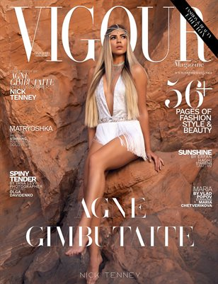 Fashion & Beauty   July Issue 16