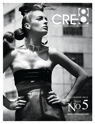 Cre8 Magazine Issue #5