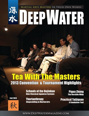 Deep Water Magazine - Fall 2013