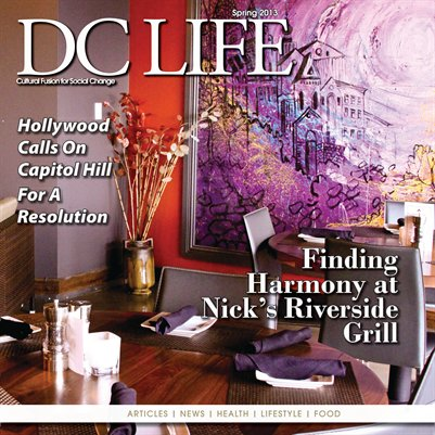 DC Life Magazine Spring 2013