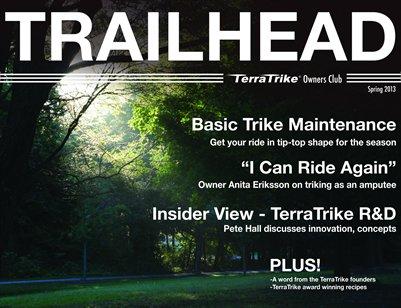 Trailhead - Summer 2013 / Issue 1
