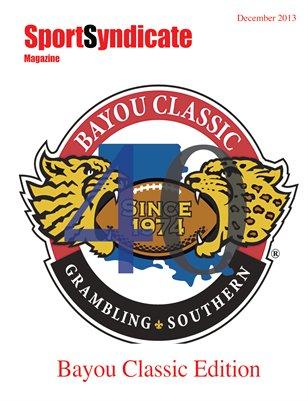SportSyndicate Magazine: Bayou Classic Edition