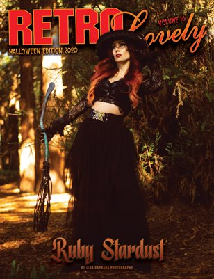Halloween 2020 - VOL 16 – Ruby Stardust Cover