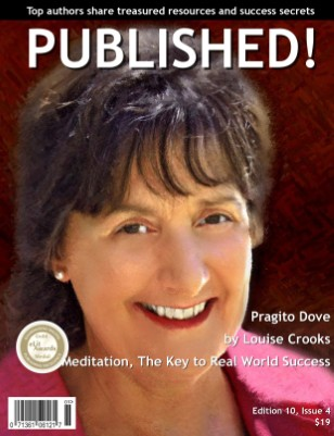 PUBLISHED! excerpt featuring Pragito Dove