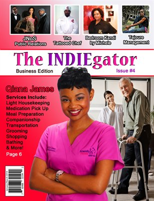 The INDIEgator (Jan 2014 - Business)