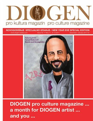 DIOGEN pro art magazin No 17. special NEW YEAR EVE December 2012
