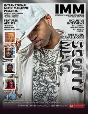 International Music Magazine - 18TH ISSUE - SCOTTY MAC