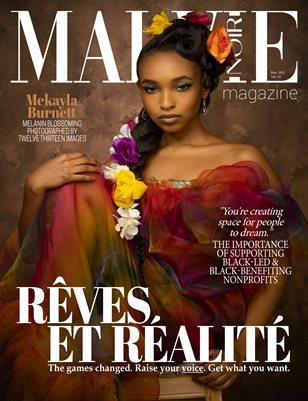 MALVIE Magazine NOIR Spécial Édition Vol. 32 March 2021