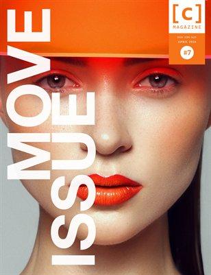 Confashion Magazine #7 [C] Magazine: MOVE Issue
