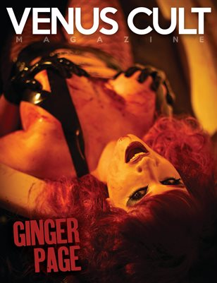 Venus Cult No.39 – Ginger Page Cover