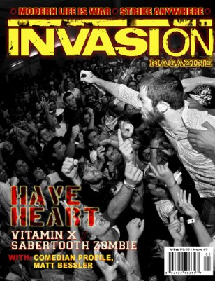 Invasion Magazine
