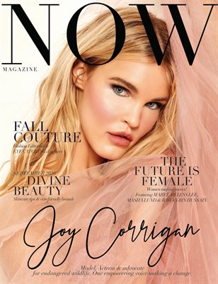 NOW Magazine September 2020 Issue