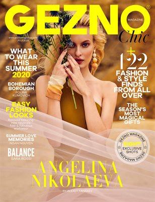 GEZNO Magazine July 2020 Issue #12