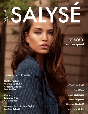 SALYSÉ Magazine | Vol 5 No 63 | JUNE 2019 |