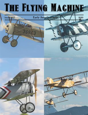 The Flying Machine Collection: Issues 14-17