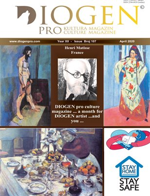 DIOGEN pro art magazine No.107