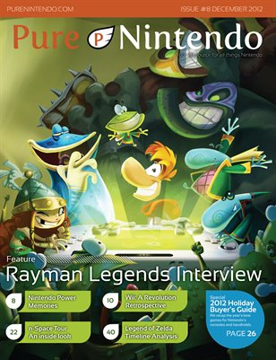 Pure Nintendo Magazine (PNM) Issue 8