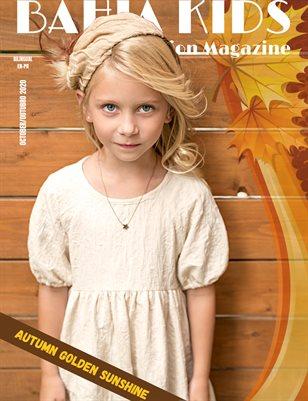 Bahia Kids Fashion Magazine -October 2020 #4