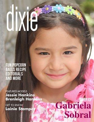 Dixie Magazine - September 2017 Cover Girl Maya Carla