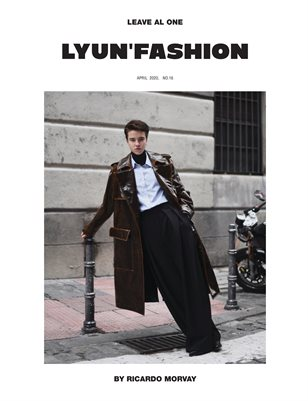LYUN ISSUE No.16 (VOL No.1) C2