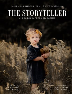 The Storyteller Magazine Issue # 85 CHILDREN VOL 1.