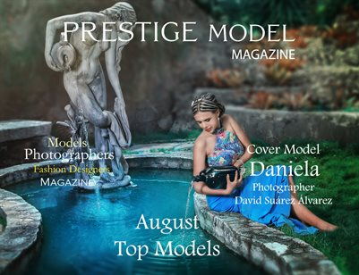 Prestige Models Magazine_August Top Models
