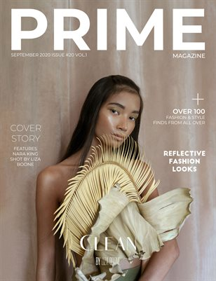 PRIME MAG September Issue#20 vol.1