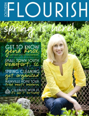 Southern Flourish Spring 2011