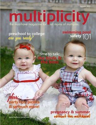 Multiplicity - Summer 2013