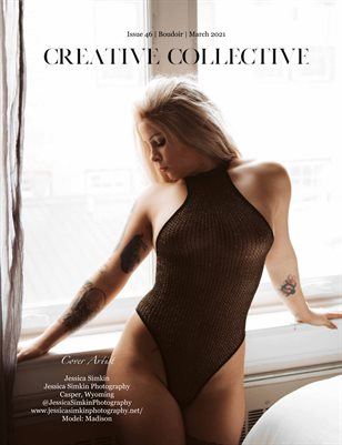 CC Mag Issue 46 Boudoir