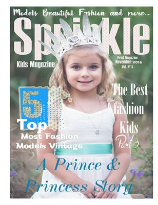 Sprinkle Kids Magazine Vol. 5