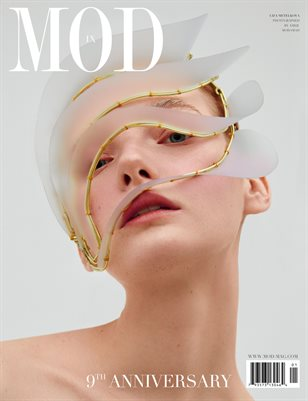 MOD Magazine: Volume 10; Issue 1; Winter 2021 - 9TH ANNIVERSARY ISSUE (Cover 2)
