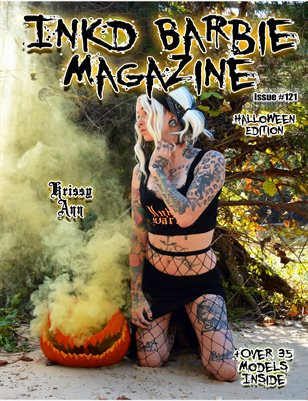 Inkd Barbie Magazine Issue #121 - Krissy Ann