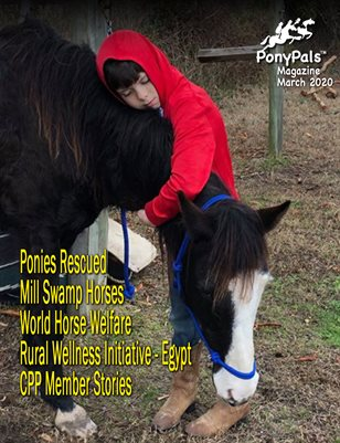 March 2020 Pony Pals Magazine - Vol.9 #10