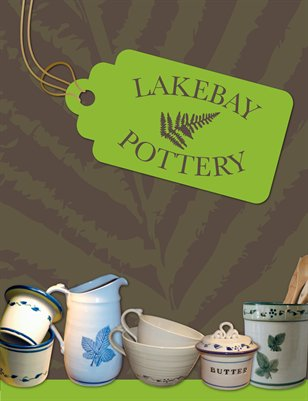 Lakebay Pottery Catalog