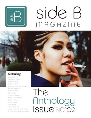 Side B Magazine: The Anthology Issue 02