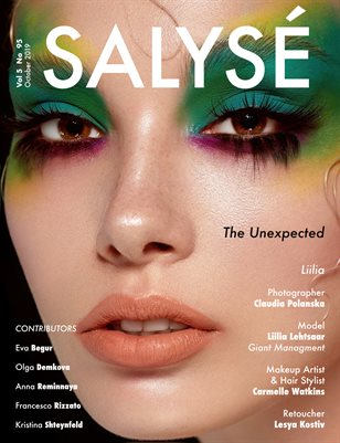 SALYSÉ Magazine | Vol 5 No 95 | OCTOBER 2019 |