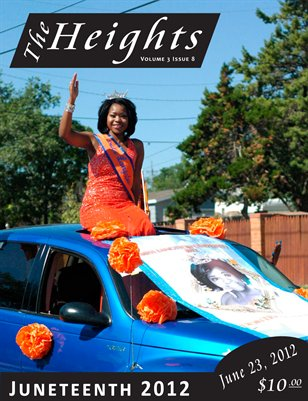 Volume 3 Issue 8 - Juneteenth