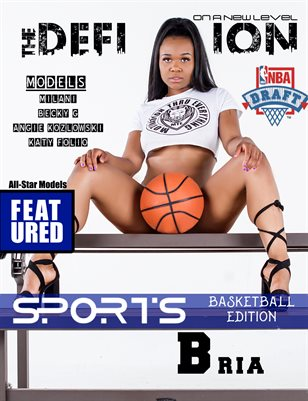 The Definition: Sport Basketball Edition Bria cover