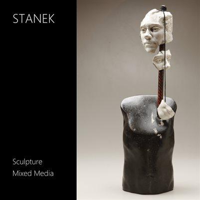 Katherine Stanek Sculpture Mixed Media