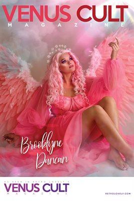 Venus Cult No.42 – Brooklyne Duncan Cover Poster