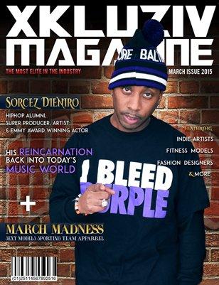 Xkluviz Magazine March 2015   Issue #6