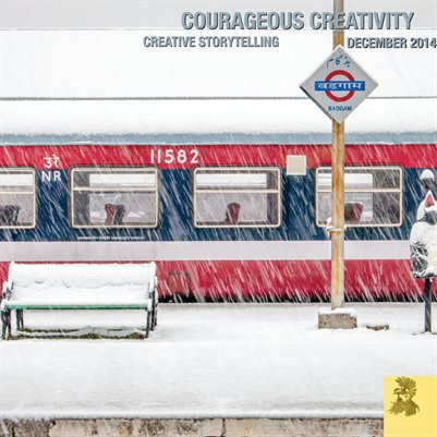 Courageous Creativity December 2014