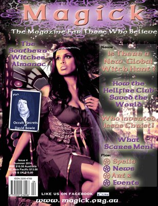 Magick Issue 4