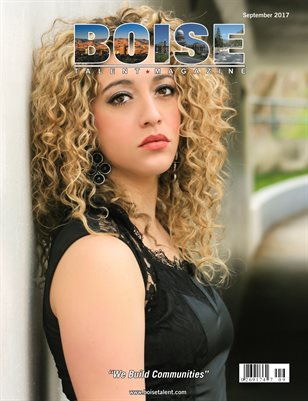 Boise Talent Magazine September 2017 Edition