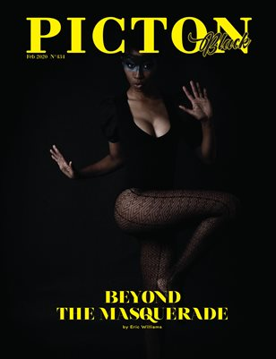Picton Magazine February  2020 N434 Black Cover 1