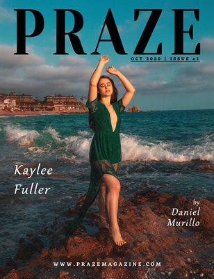 PRAZE Magazine | Oct 2020 - Issue #1