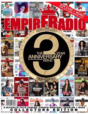 EMPIRE RADIO MAGAZINE COLLECTORS EDITION