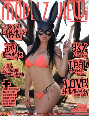 MODELZ VIEW OCT 2019 PART 5 - HALLOWEEN SPECIAL [ ISSUE # 147 ] ]