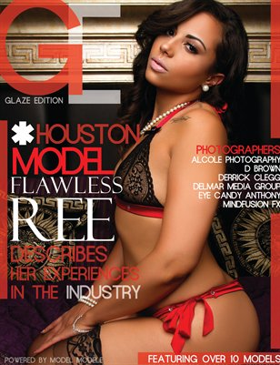 GLAZE EDITION THE LACE ISSUE